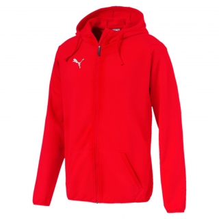 Puma Liga Casual Hoody Jacket junior