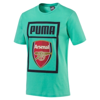 ARSENAL FC FAN COTTON TEE