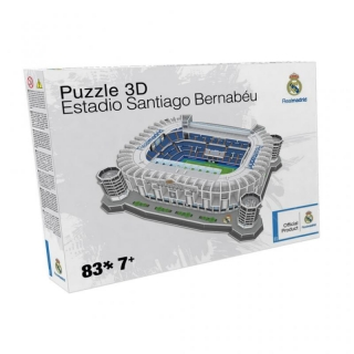 Nanostad BASIC: SPAIN - Santiago Bernabeu (Real Madrid)