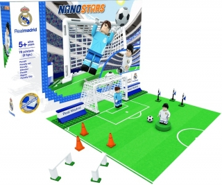 NANOSTARS: Real Madrid - penalty