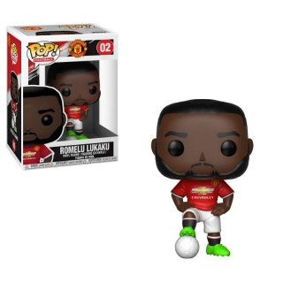 Funko POP: EPL Man United - Romelu Lukaku