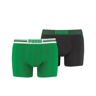 PUMA PLACED LOGO BOXER 2P